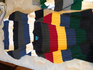 Boys sweaters from a children's Place
