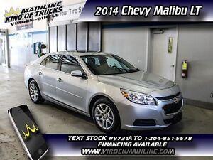 2014 Chevrolet Malibu 1LT  - $139.29 B/W