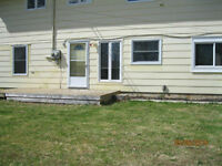 2 Bedroom Duplex Available June or July 1