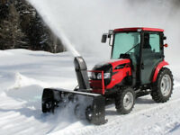 Snow Removal - No More Snowbanks - Snow Blowing