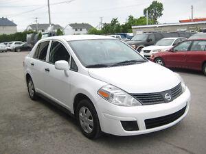 Nissan Versa 2009 Automatique Air Climatise Financement  4995$