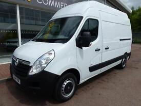 Vauxhall Movano Cdti 125ps F3500 L2H3 Mwb High roof