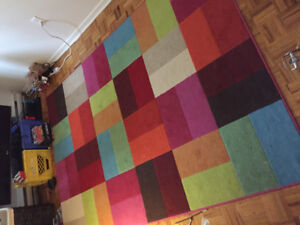 Beautiful rug! Great for kids room!