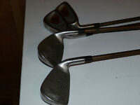 4 LEFT handed irons - MENS