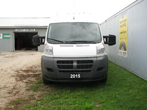 2015 Ram Promaster TURBO DIESEL.. ON SALE