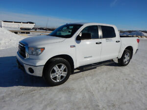 2012 Toyota Tundra CrewMax Pick up