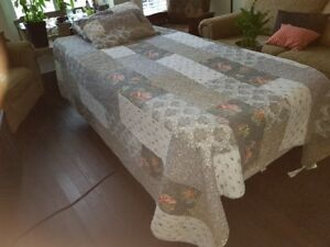 Niagara Electric Single Bed - Upgraded Model (Excellent Shape)