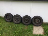 14 inch rims with tires