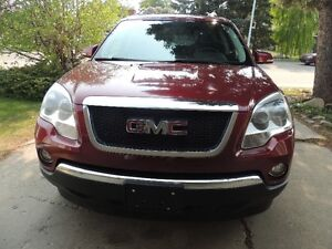 2010 GMC Acadia SLE2 - BackupCam&sensors, Bluetooth, Extra Tires