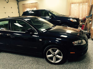 2007 Audi A4 3.2 Sedan..Very clean in and out .Fullyloaded