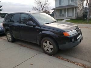 2005 Saturn VUE AWD, Reliable, Low KMs - $3900 OBO Winter Ready