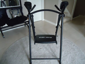 Exersize machine for the abs.  Exer - Swing