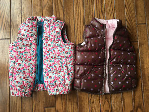 Girl's vests 3t London Ontario image 1