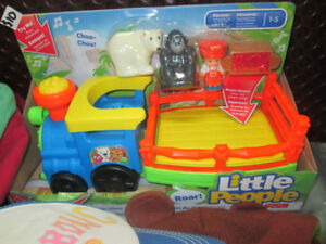 little people toy brand new