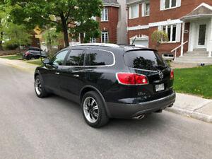 Buick Enclave 2012 FWD noire