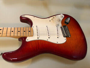 2013 fender plus top Strat and Gretsch Hollowbody AAA cond