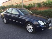 Mercedes-Benz E240 2.6 auto 2003MY Elegance