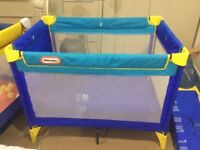 Travel Cot Very Good Clean Condition