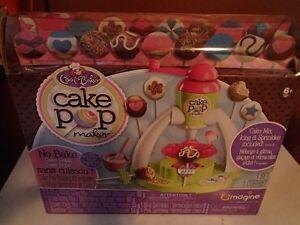 MAKE YOUR OWN CAKE POPS KIT--NEW