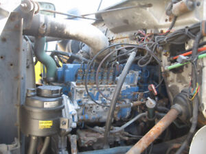 1996 - International DT466 - Moteur