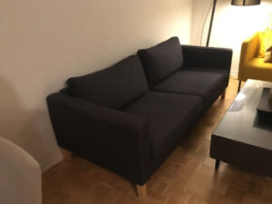 IKEA COUCH & ARMCHAIR FOR SALE - EXCELLENT CONDITION