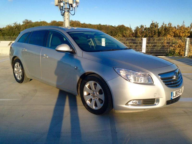 Vauxhall/Opel Insignia 2.0CDTi 16v ESTATE NEW MOT FULL SERVICE HISTORY