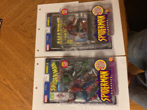 2 RARE Spiderman Classics For Sale or Trade? $100 FIRM