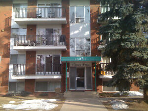 1st 2 months ½ price, 1 BR, off Whyte near Old Strathcona Mkt