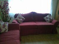 3 and 2 sofa