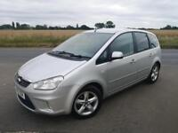 FORD C-MAX 1.6 ZETEC *LOW MILES* FULL HISTORY *NEW CAM BELT KIT *TIDY CAR*