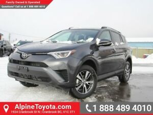 2018 Toyota RAV4 AWD LE  - Heated Seats