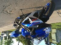Moving soon selling beautiful 07 GSXR 600