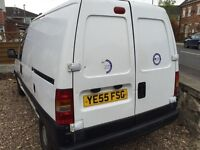 Citroen dispatch/Peugeot expert/fiat scudo 55 plate