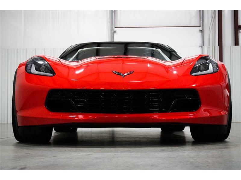2019 Red Chevrolet Corvette Grand Sport 1LT   C7 Corvette Photo 7