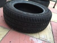 Radial Tyre