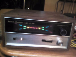 Sansui reverberation amplifier