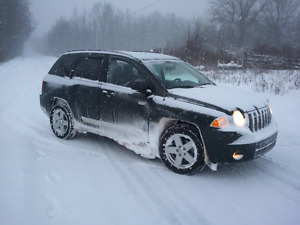 '09 Jeep Compass Rocky Mountain 4x4
