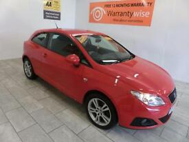 2010 Seat Ibiza 1.6 TDI CR DPF SportCoupe Sport ***BUY FOR ONLY £24 A WEEK***