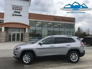 2019 Jeep Cherokee North 4x4  ACCIDENT FREE, DEALER DEMO, SAVE $