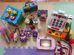 Girl toys for 1-4 year old