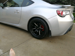 2013 scion frs (turbo)