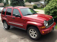 2006 Jeep Liberty Limited - Fun little SUV! Safetied/E-Test