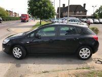 Vauxhall Astra 1.6I 16V VVT EXCLUSIV 115PS (black) 2011