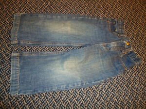 Boys Size 2/3 Stonewash Jeans by Tag