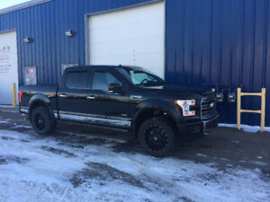 2016 Ford F-150 Crew Cab 4x4 LIMITED