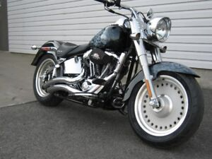 ***2007 CUSTOM HARLEY-DAVIDSON FLF FAT BOY 1550****