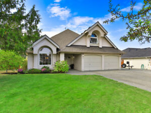 Parksville Rancher with Bonus Room