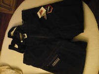 Yamaha Motor Men's Pants Size 2 XL BRAND NEW WITH TAGS