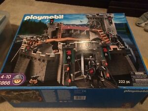 Playmobil castle 4866