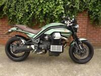 Moto Guzzi Griso 8v 1200 2011/11reg 10867miles IMMACULATE Termignoni can